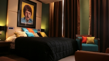 Sleep with The Beatles at Liverpool's Hard Days Night Hotel