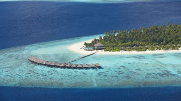 Enjoy 2 new luxury design resorts & spa in the Maldives