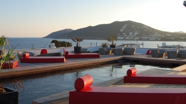 Enjoy an eco-luxury travel experience at Aguas de Ibiza