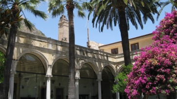 Enjoy the most famous luxury monastery hotel of the world in Sicily, Italy