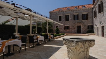 Enjoy your next holiday in the boutique Noble House in Dubrovnik, an impressive hotel!