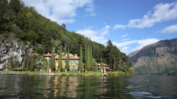 Luxury villa with private butler on the shores of Lake Como