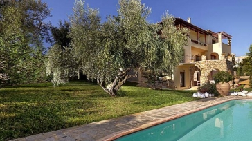 Your perfect luxury private villa on Zante Island in Greece