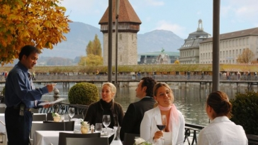Tradition and harmony in Luzern: Hotel des Balances, a superb gourmet hotel