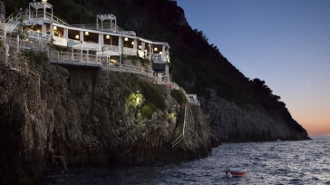 Luxury boutique hotel Capri Palace Hotel & Spa: jewel in the bay of Naples
