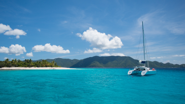 Your private island vacation in the heart of the British Virgin Islands