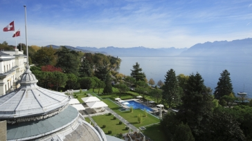 Book your pamper weekend in Lausanne, Switzerland!