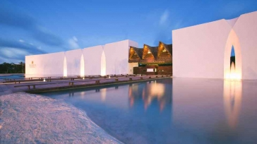 A personal spa experience at the Riviera Maya Spa in Mexico