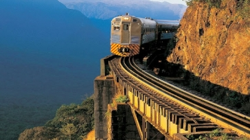 Brazil travel package: Cruising by rail – The Great Brazil Express