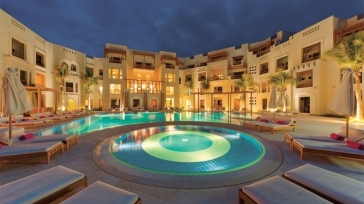 Luxueus logeren in Oman