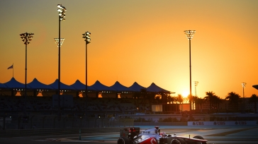 Personalised Formula One hospitality in Abu Dhabi