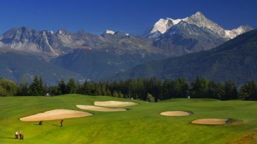 Time for Swiss luxury: Hotel Guarda Golf – Switzerland