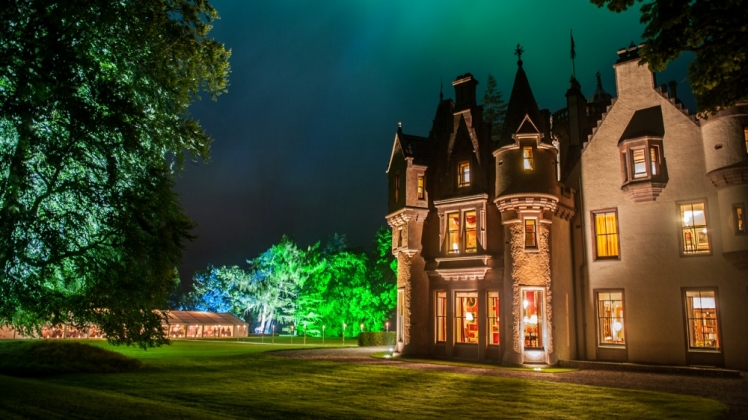 Short breaks in Scotland: the wonders of Highland living & staying in a private castle