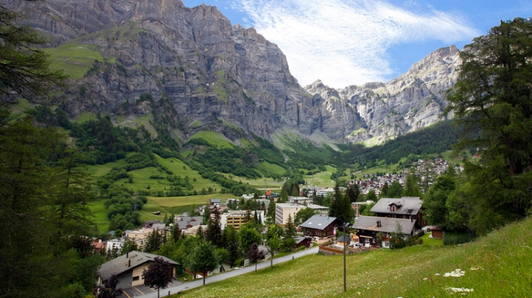 Les Sources des Alpes: a luxury heaven of well-being